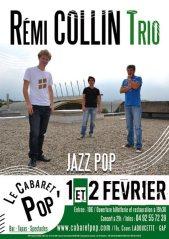 Rémi Collin Trio