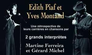 Récital Piaf Montand Chorges