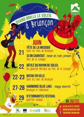 Briançon fête la musique «Dans la Rue»