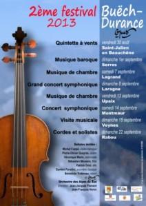 Festival Buëch Durance 2013