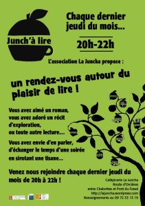 Junch'à lire