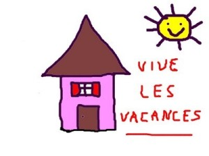 Vacances scolaires 2012-2013