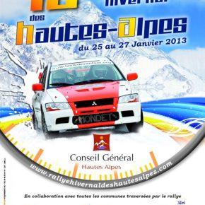 12ème Rallye hivernal desHautes-Alpes