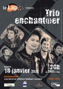 Concert Trio Enchant(i)er