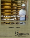 Atelier fabrication de fromage Guillestre