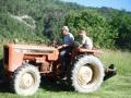 Tour de tracteur