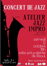 Concert de Jazz Guillestre