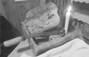 "Fête du pain bouilli ""Pô Buli"" Villar d'Arène"