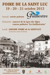 Grande Foire de la Saint Luc