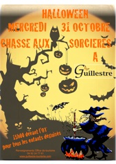 Halloween Guillestre