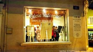 Galerie Mademoiselle Gap