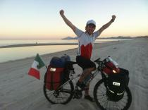 Le Monde à vélo Globe rider