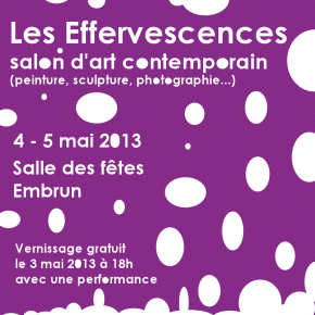 Les Effervescences – Salon d'art contemporain