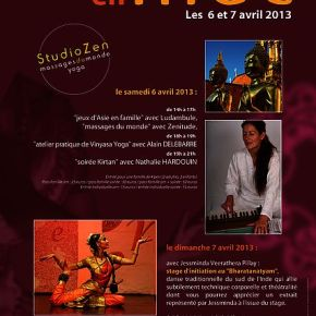 Week-end « Culture en Inde »