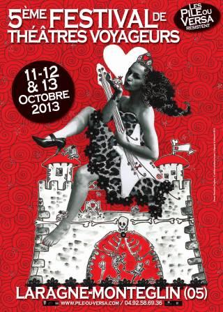 5ème Festival de Théâtres voyageurs Laragne