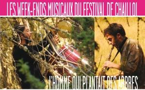Festival de Chaillol Duo franco iranien