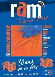 30 ans RAM radio alpine meilleure