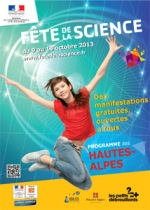 Fête de la Science Gap Chorges Crots