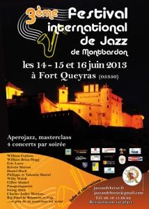 3ème Festival international de Jazz Montbardon