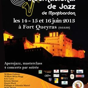 3ème Festival international de Jazz deMontbardon