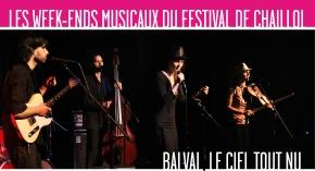 Festival de Chaillol – Les Week-endsMusicaux