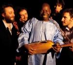 Quatuor Bela et Moriba Koïta Gap