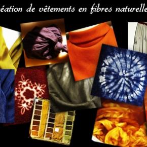 Sylvie Carbonnet – Création de vêtements en fibresnaturelles