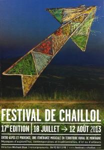 Festival de Chaillol 2013