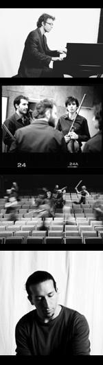 Création et récital Ivan Solano