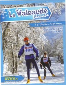 La Valgaude Blanche Valgaudemar 2014