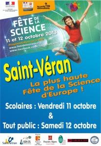 Fête de la Science Saint Véran