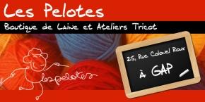 Les Pelotes – Boutique delaine