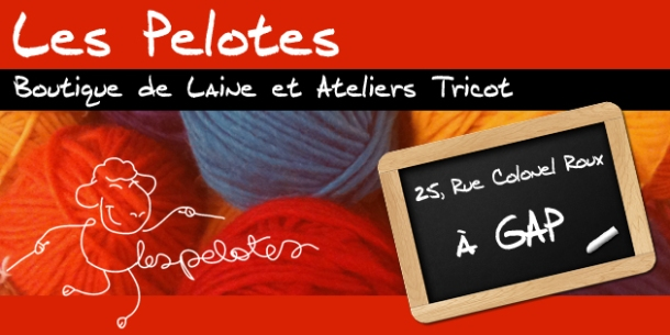 Boutique de laine Les Pelotes