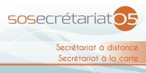 SOS Secrétariat 05 – Secrétaire indépendante ou à lacarte