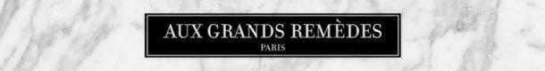 Logo Aux Grands Remèdes - Paris