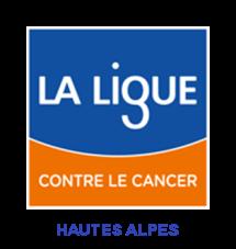 logo Ligue contre le cancer - Ca bouge dans le 05