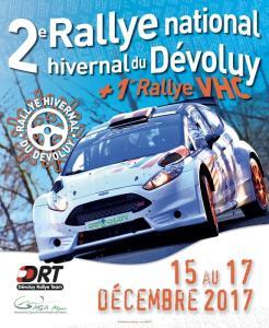 2ème rallye nationale hivernal du Devoluy - Ca bouge dans le 05